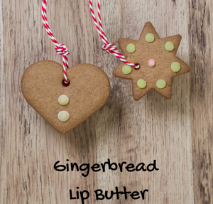 Gingerbread Lip Butter