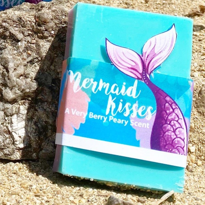 Mermaid Kisses Soap