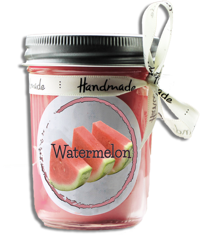 Watermelon Jar Candle
