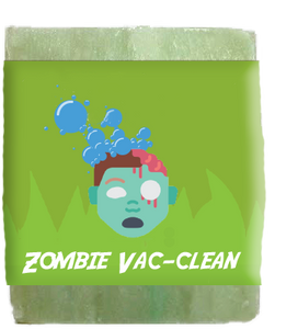 Zombie Vac-Clean Soap