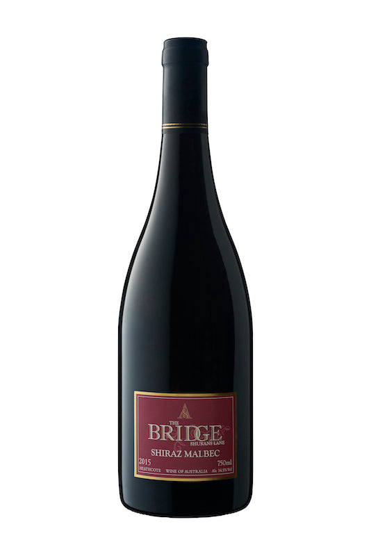 The Bridge Shiraz Malbec 2015
