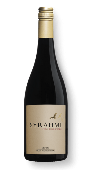 Syrahmi New Beginings Shiraz 2016