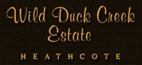 Wild Duck Creek Estate Duck Muck Shiraz 2013