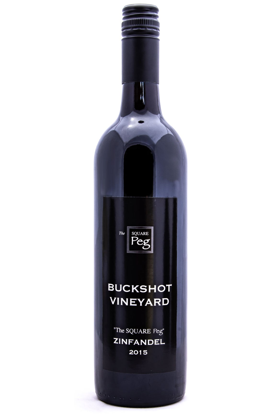 Buckshot Vineyard The Square Peg Zinfandel 2017