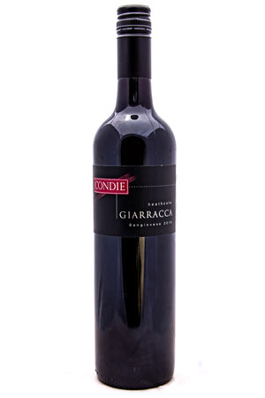 Condie Estate Giarracca Sangiovese 2018