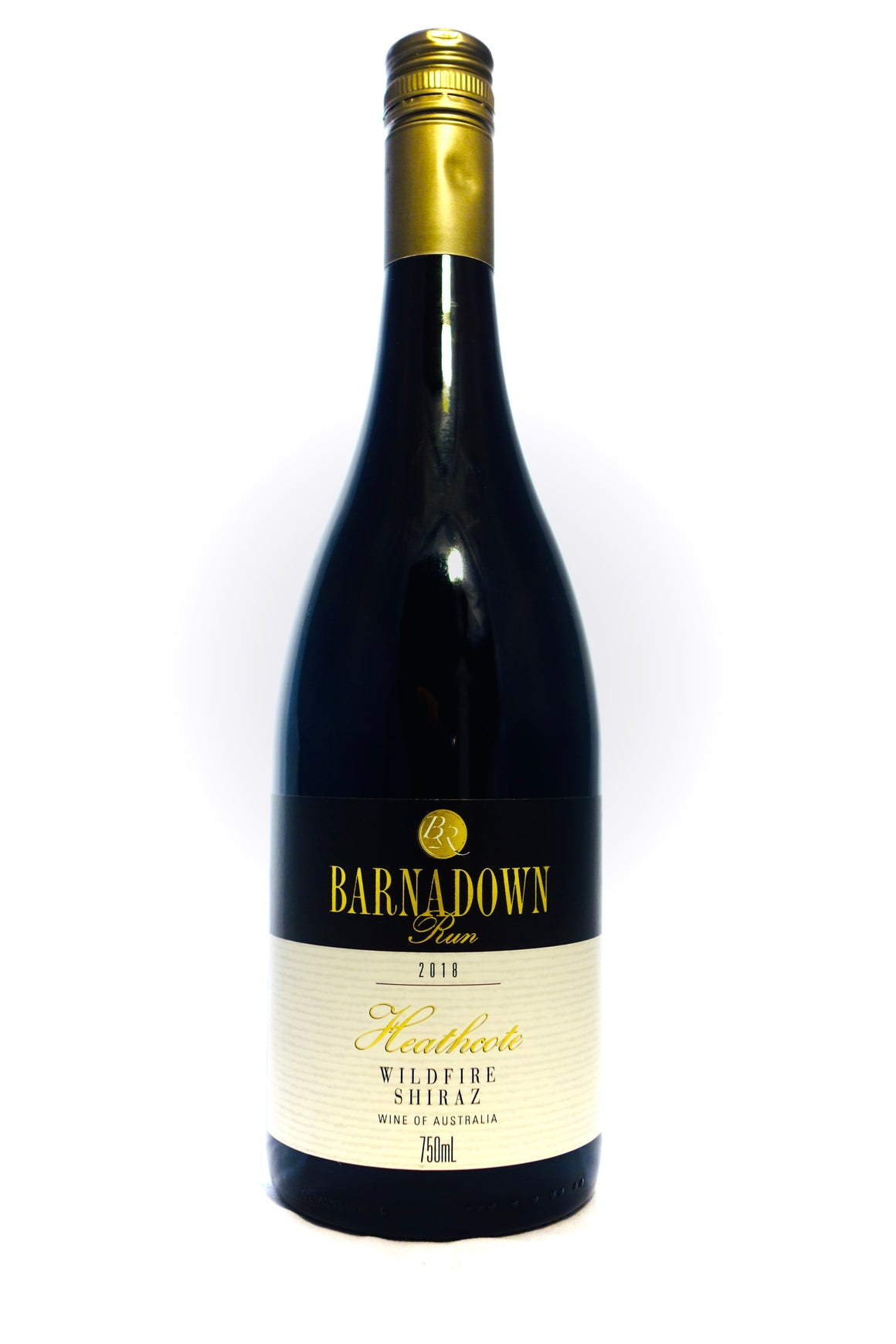 Barnadown Run 2018 Wildfire Shiraz