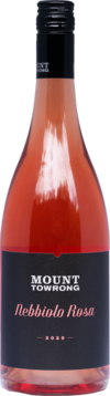 Mount Towrong 2020 Nebbiolo Rosa