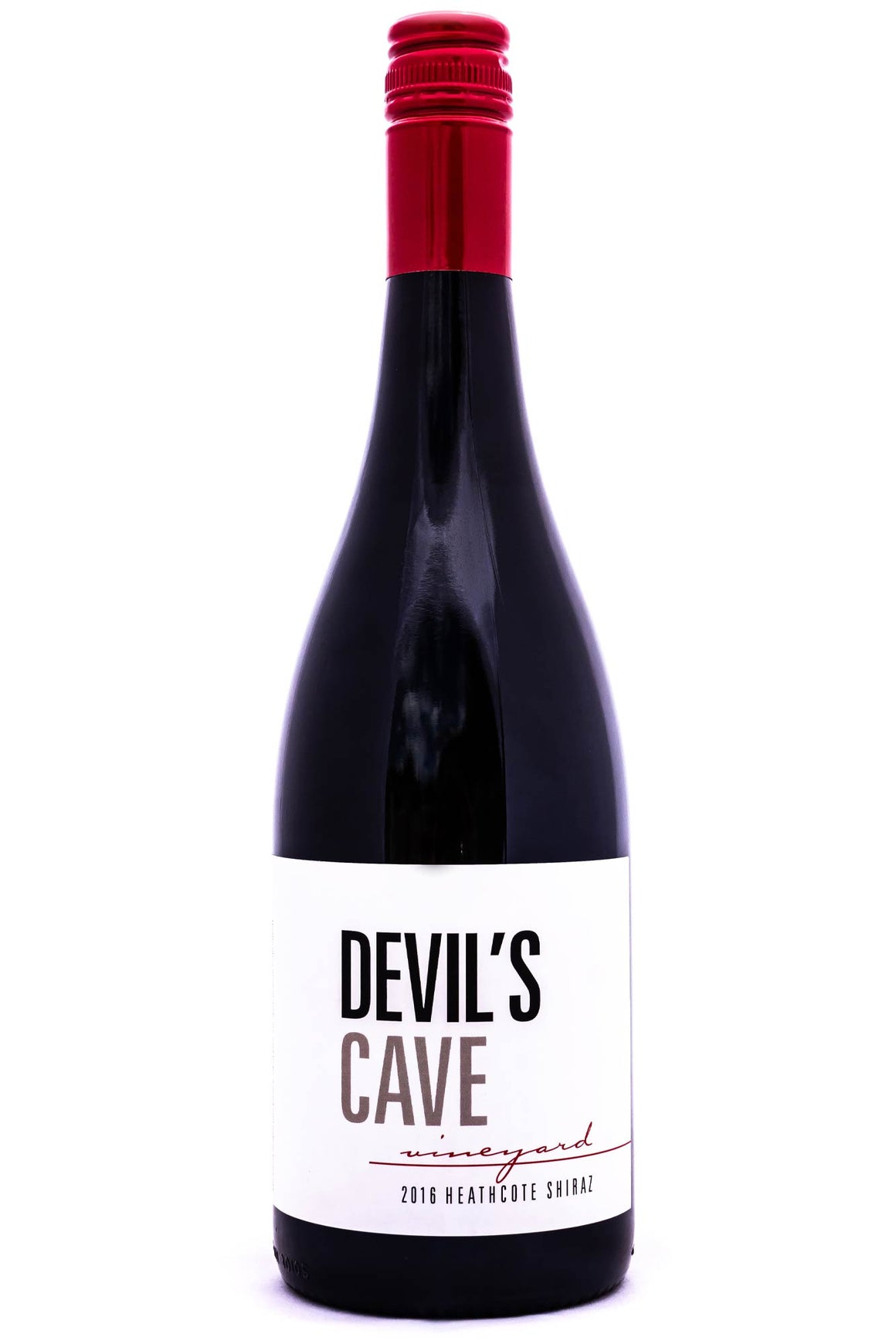 Devils Cave Vineyard Shiraz 2018