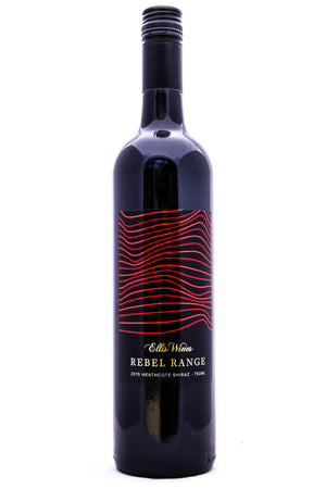Ellis Wines Rebel Range Shiraz 2017
