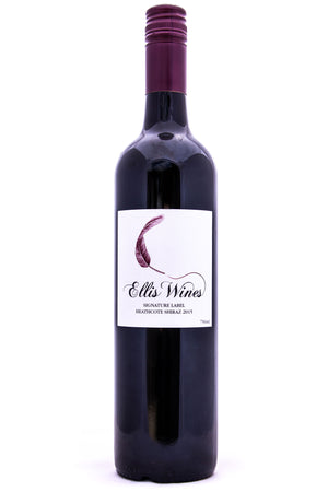 Ellis Wines Signature Shiraz 2016