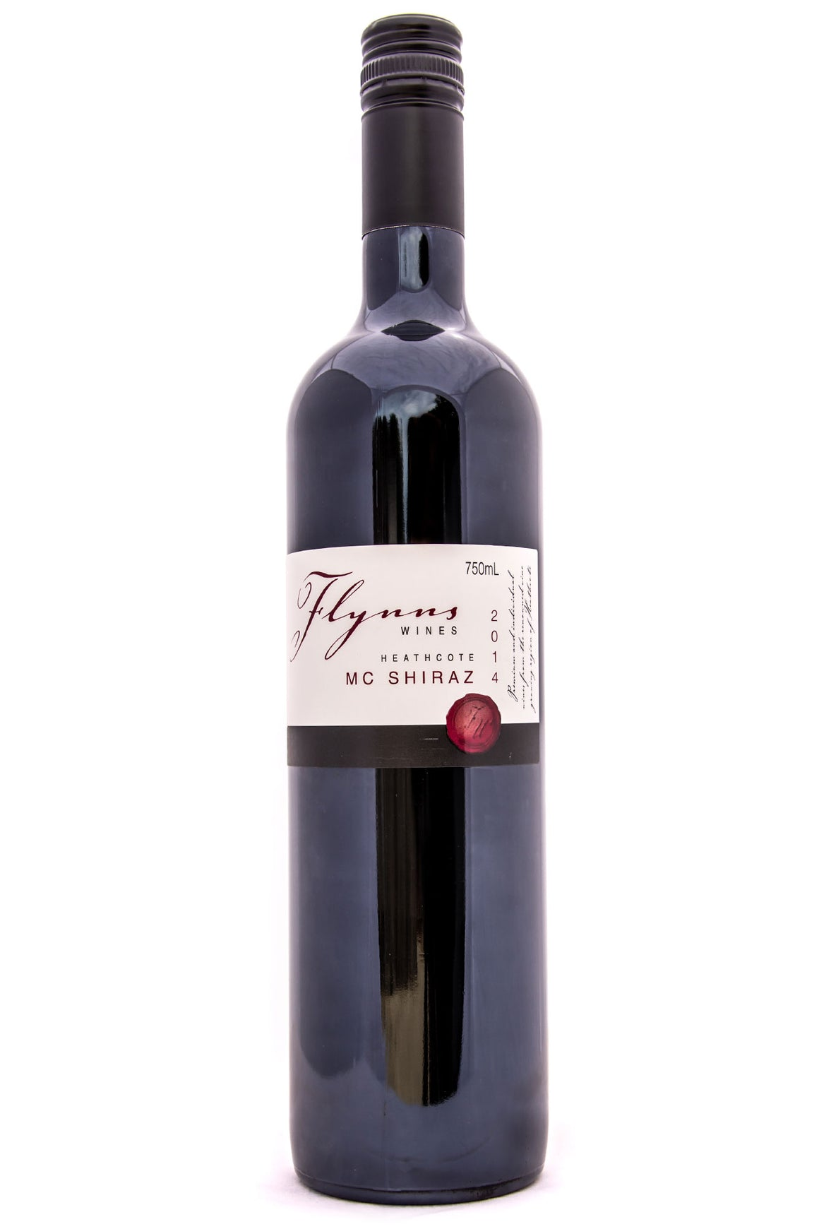 Flynns Wines MC Shiraz 2015