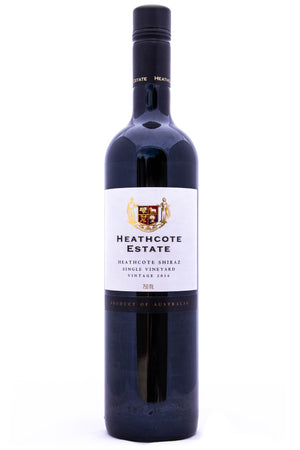 Heathcote Estate Shiraz 2018