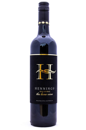 Hennings Vineyard The Lone Vine Shiraz 2016
