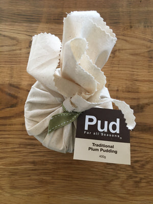 Pud for All Seasons - Plum Pudding 400g