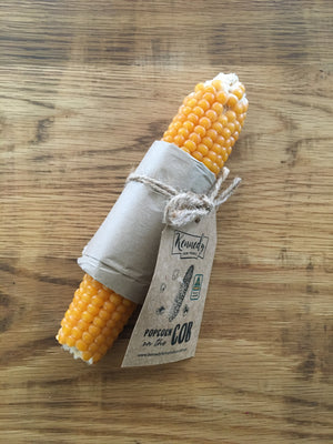 Kennedy Farm - Popping Corn on the Cob