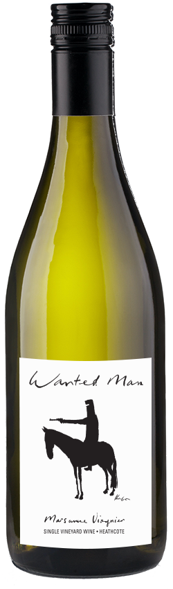 Wanted Man Marsanne Viognier 2012