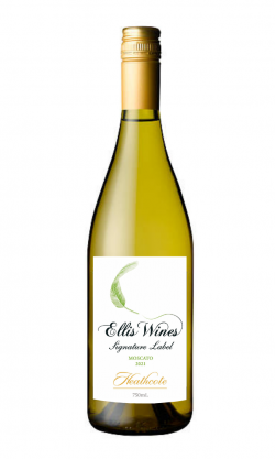 Ellis 2021 Signature Label Moscato