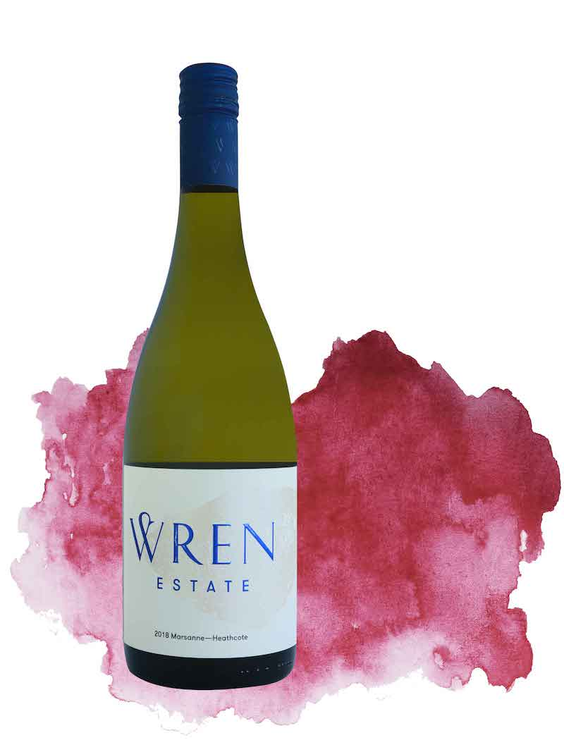 Wren Estate 2018 Marsanne
