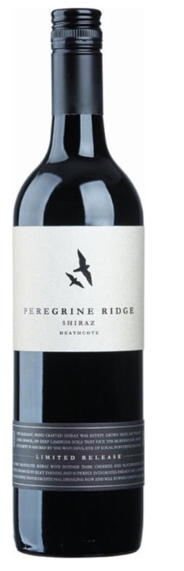 Peregrine Ridge Limited Release Shiraz 2008
