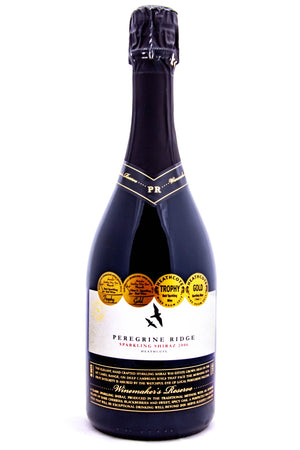 Peregrine Ridge Winemakers Reserve Sparkling Shiraz 2006