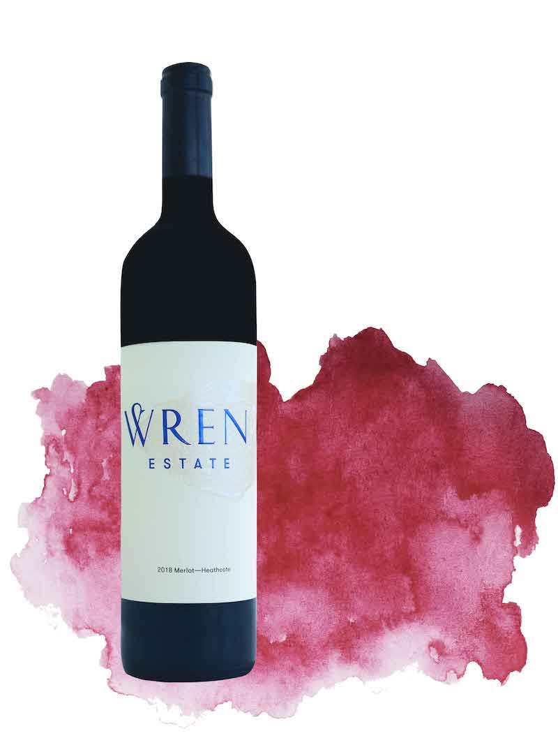 Wren Estate 2018 Merlot