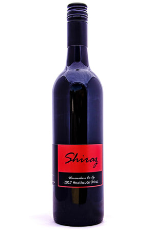 Winemakers Co-op Shiraz 2018
