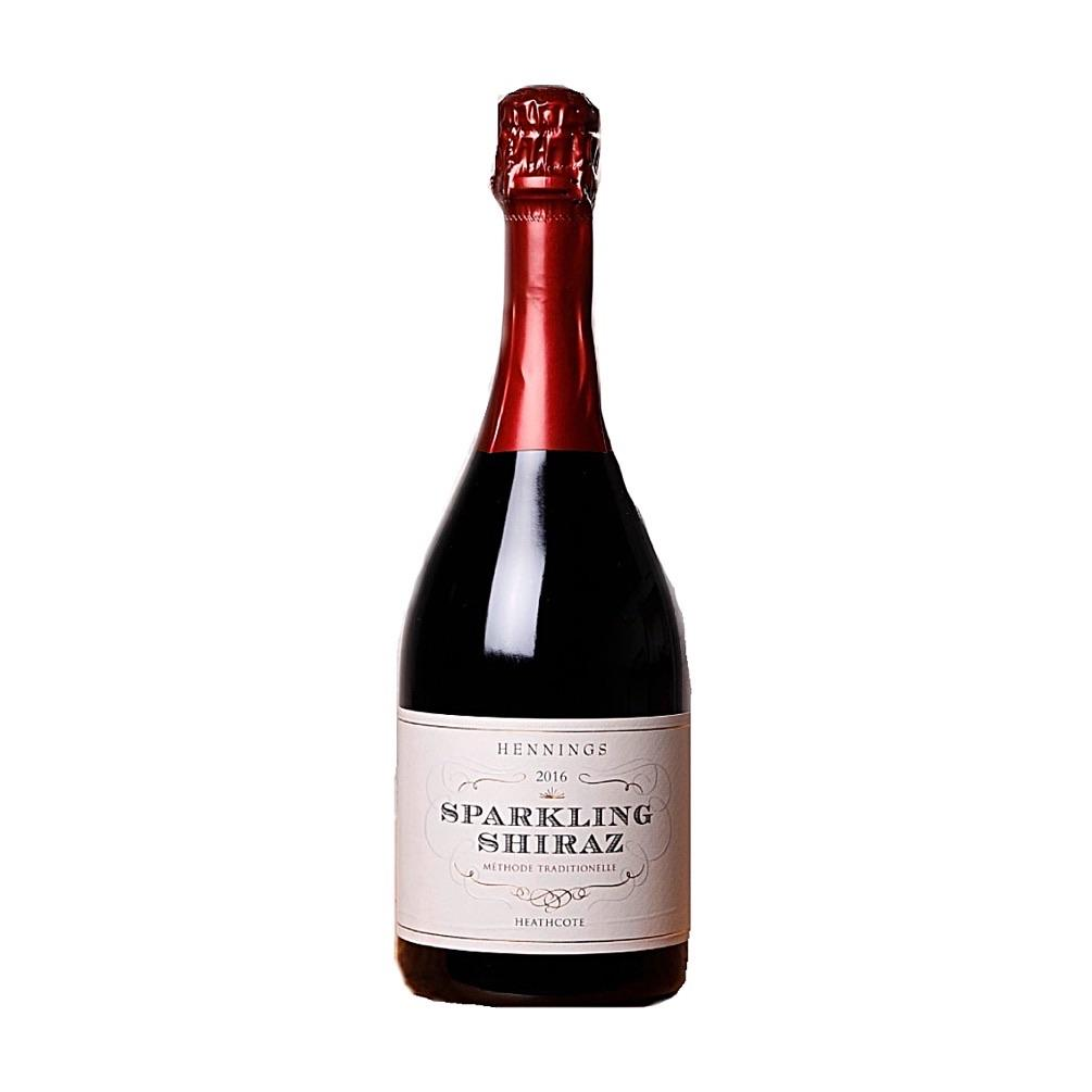 Hennings Sparking Shiraz 2019