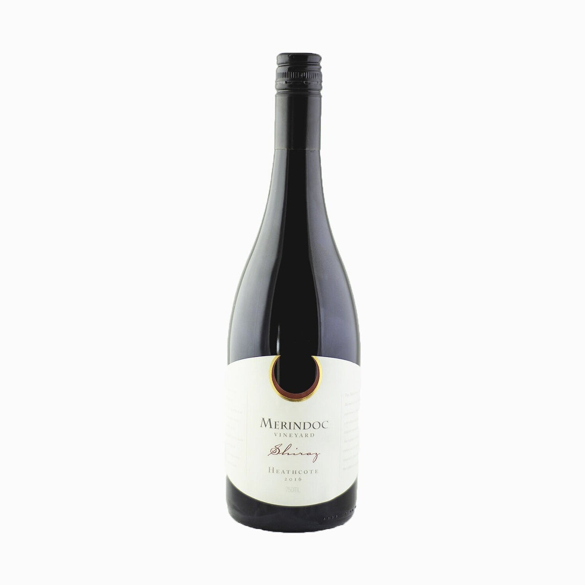 Merindoc Vineyard Shiraz 2017