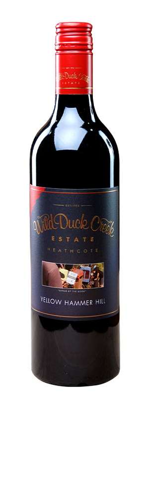 Wild Duck Creek Yellow Hammer Hill Shiraz 2017