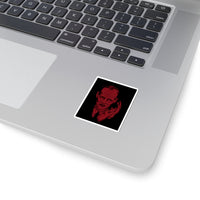 Red Waters Sticker