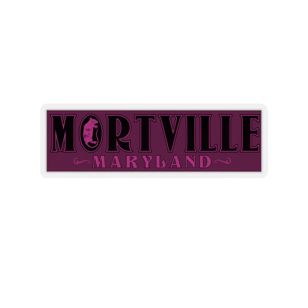 Mortville Sticker - MISTERBNATION