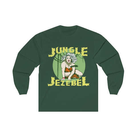 Jungle Jezebel Unisex Long Sleeve Tee