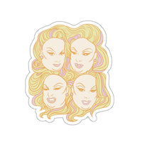 Divine Beauty Sticker - MISTERBNATION