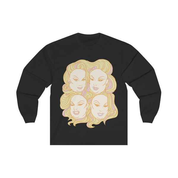 Divine Beauty Unisex Long Sleeve Tee
