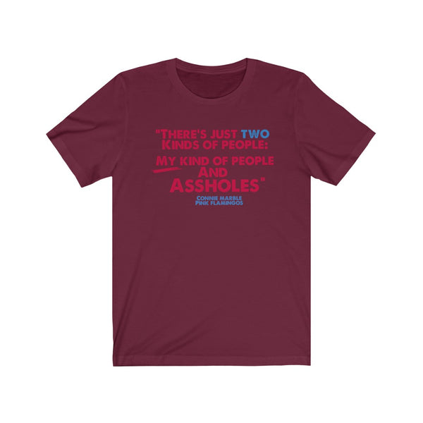 Quote Tee Connie