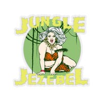 Jungle  Jezebel Sticker - MISTERBNATION