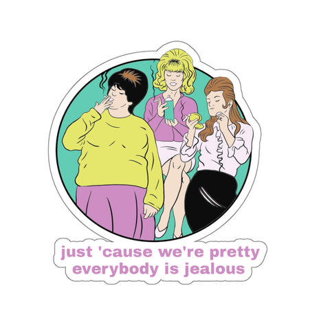Pretty Girls Sticker