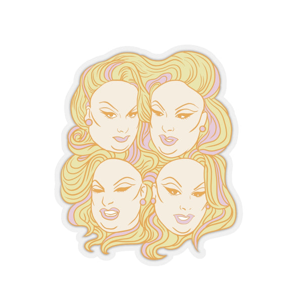 Divine Beauty Sticker
