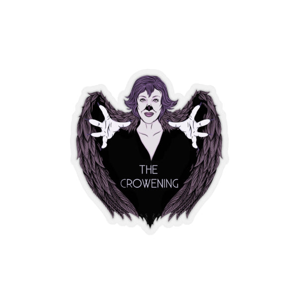 The Crowening Sticker