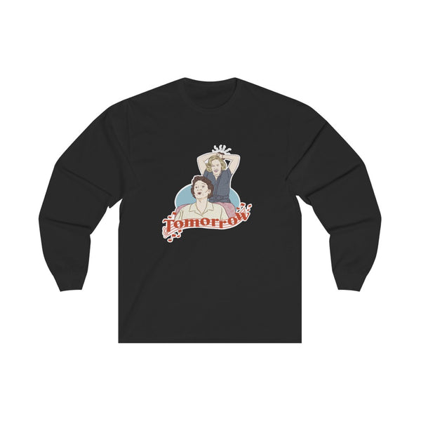 Tomorrow Long Sleeve Tee