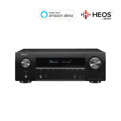 DENON-AVRX1600H  Denon  7.2 Channel Receiver