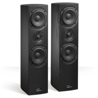 Theophany Epiphany Tower Bookshelf Speaker
