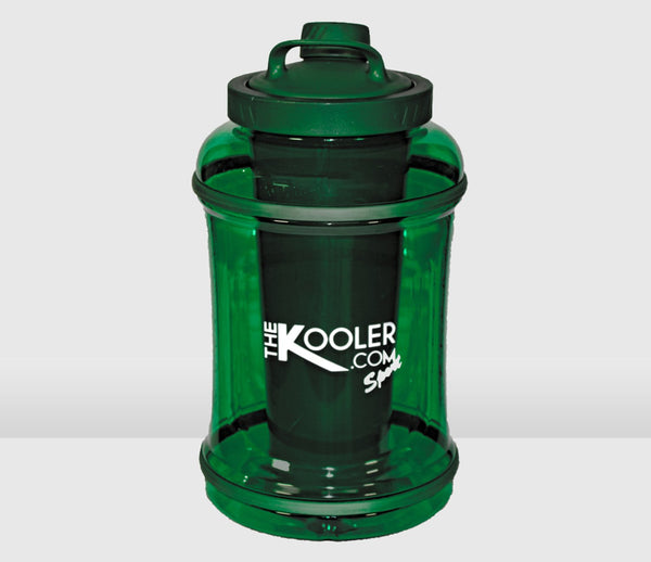 Green 1/2 Gallon Kooler Sport with Shaker Cup