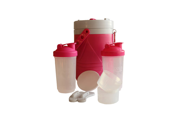 Pink Kooler 2.0 - 1 Gallon Water Kooler