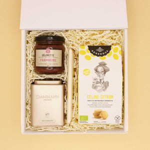 Emi & Chuck - coffret Gourmand Citron