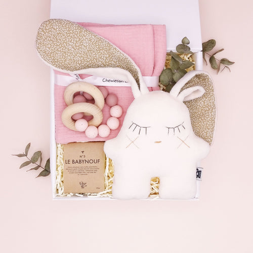 Coffret naissance Baby Girl