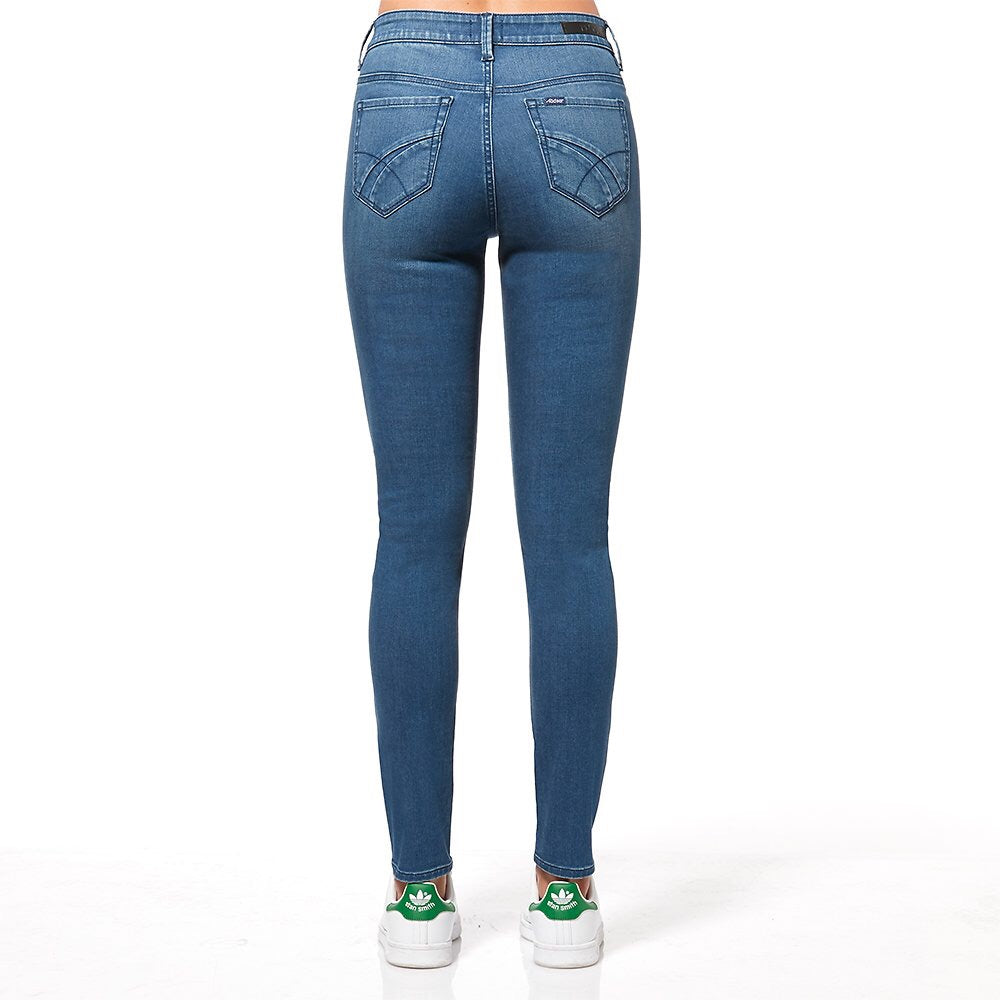 Mid Vegas fox blue jean  Riders - shop online NZ Denim Den