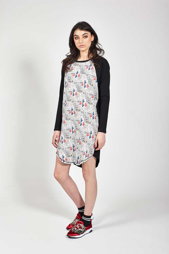 Spark dress  Ketz-Ke - shop online NZ Denim Den