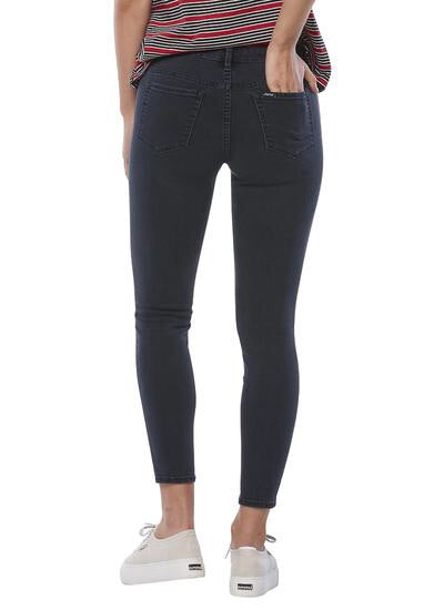 Mid ankle skimmer Indiana ink jean  Riders - shop online NZ Denim Den