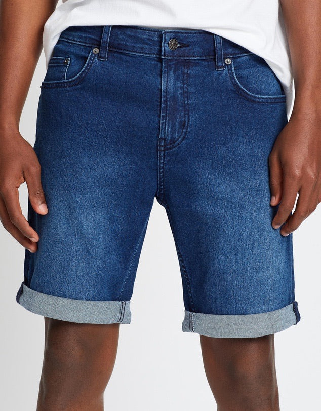 R3 Denim Shorts